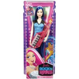 Mattel Barbie Rock 'N Royals Rockerka