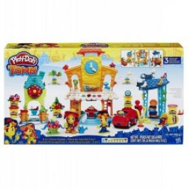 Hasbro Play-Doh Town 3-in-1 Town center