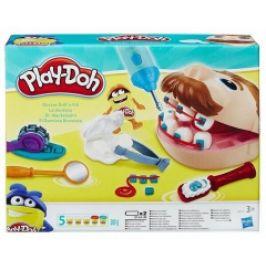 Hasbro Play Doh Zubař s rovnátky