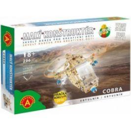 Alexander Cobra vrtulník malý konstruktér stavebnice