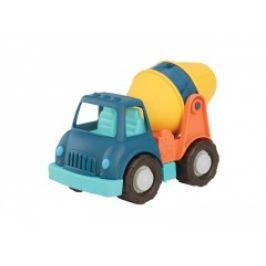 B-Toys Náklaďák míchačka Wonder Wheels