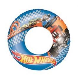 Bestway 93401 Nafukovací kruh Hot Wheels, průměr 56cm
