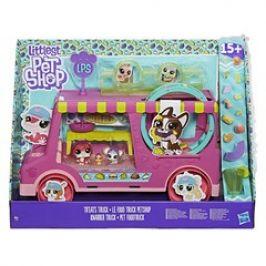 Hasbro  Littlest Pet Shop Set cukrářský vůz