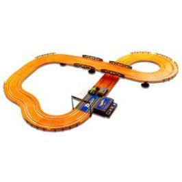 Závodní dráha Hot Wheels 380 cm s adaptérem.