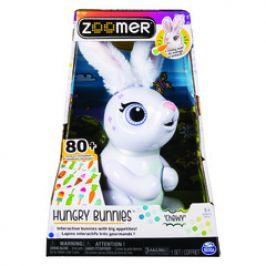 Spin Master Zoomer hladový králíček
