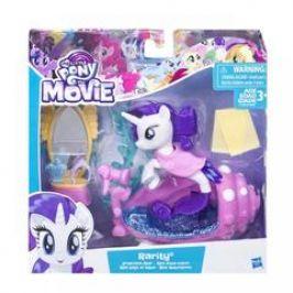 Hasbro My Little Pony podmořský hrací set s poníkem 7,5cm asst