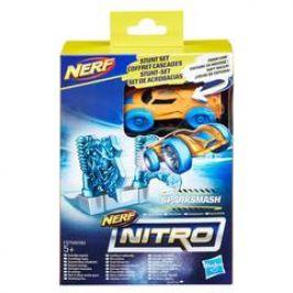 Hasbro NERF Nitro náhradní autíčko a překážka