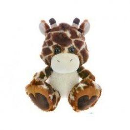 Žirafa plyšová 33cm sedící 0m+ v sáčku