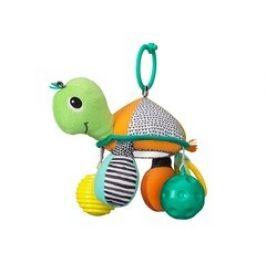 Infantino Závěsná Želva se zrcátkem a míčky
