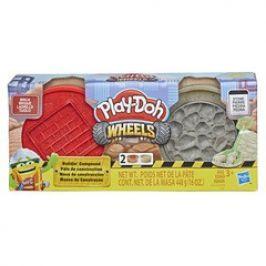 Hasbro Play Doh Wheels Stavební modelína
