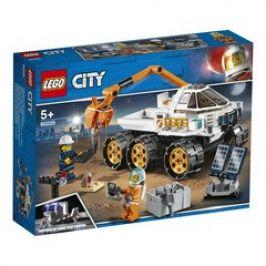 LEGO City 60225 Space Port Testovací jízda kosmického vozítka