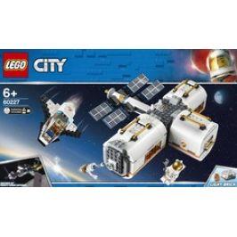 LEGO City 60227 Space Port Měsíční vesmírná stanice