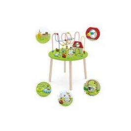 Viga Dřevěný hrací stoleček