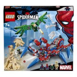 LEGO MARVEL Spider-Man 76114 Spider-Manův pavoukolez