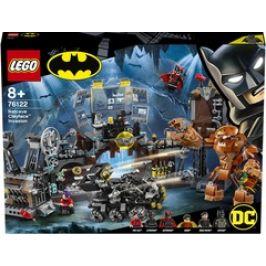 LEGO DC Batman 76122 Clayface útočí na Batmanovu jeskyni