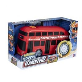 Alltoys Teamsterz double decker
