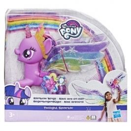 Hasbro MLP Twilight Sparkle s duhovými křídly
