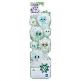 Hasbro  Littlest Pet Shop Zvířátka z ledového království 7ks