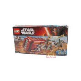 BAZAR - LEGO Star Wars 75099 Rey's Speeder