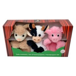 Krabička maňásků - Farma