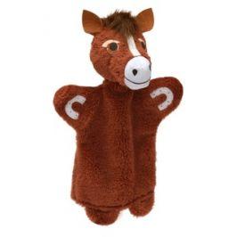 Kůň 32cm, maňásek