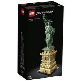 LEGO Architecture 21042 Socha Svobody