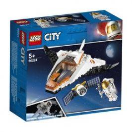 LEGO City 60224 Space Port Údržba vesmírné družice