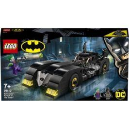LEGO DC Batman 76119 Batmobile pronásledování Jokera