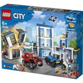 LEGO City 60246 Policejní stanice