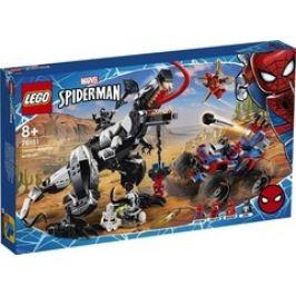 LEGO MARVEL Spider-Man 76151 Léčka na Venomosaura