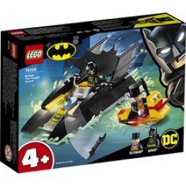 LEGO DC Batman 76158 Pronásledování Tučňáka v Batmanově lodi