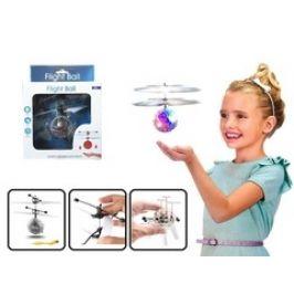 Alltoys Vrtulníková koule s LED krystaly