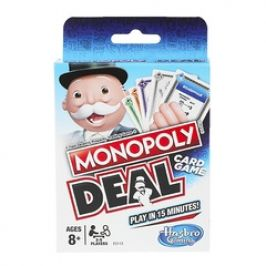 Hasbro Monopoly Deal CZSK