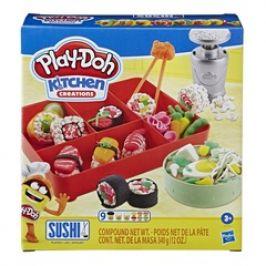 Hasbro Play-Doh Hrací sada sushi