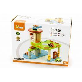 Viga Dřevěná garáž