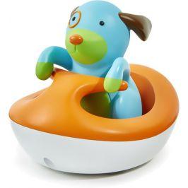 SKIP HOP Zoo hračka do vody Pejsek na vodním skútru 12 m+