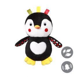 BABYONO Hračka plyšová C-MORE tučňák Connor 17 x 24 cm