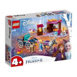LEGO Disney 41166 Elsa a dobrodružství s povoze