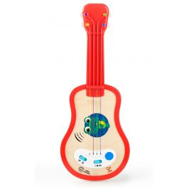 BABY EINSTEIN Dřevěné ukulele Magic Touch HAPE 12m+