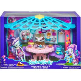 Mattel Enchantimals páv s altánkem