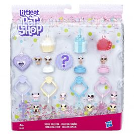 Hasbro Littlest Pet Shop Frosting Frenzy 13 ks mini zvířátek