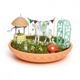 ALLTOYS My Fairy Garden - Jednorožcova zahrádka