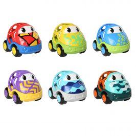 OBALL Set autíček Oball Go Grippers Custom Rides 6 ks 18 m+