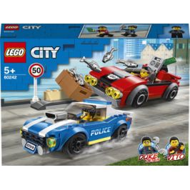 LEGO® City 60242 Policejní honička na dálnici