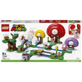 LEGO® Super Mario™ 71368 Toadův lov pokladů – rozšiřující set