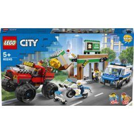 LEGO® City 60245 Loupež s monster truckem