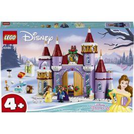 LEGO® Disney Princess 43180 Bella a zimní oslava na zámku