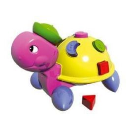 ALLTOYS Vkládačka želva