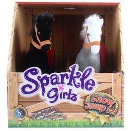 ALLTOYS Poník parkurový sada 2 ks Sparkle Girlz