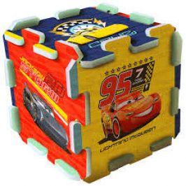 TREFL Pěnové puzzle Cars 3,32 x 32 x 1,5 cm 8 ks
